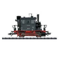 ** Trix 22034 DB BR98.3 Glaskasten Steam Locomotive III (DCC-Fitted)