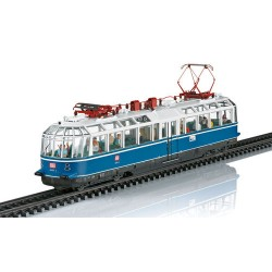 ** Trix 22193 DB BR491 Glass Train Observation Railcar IV (DCC-Sound)