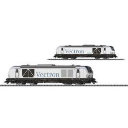 ** Trix 22281 Siemens BR247 Vectron Diesel Locomotive VI (DCC-Sound)