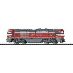 ** Trix 22343 FS G2000 Vossloh Diesel Locomotive VI (DCC-Sound)
