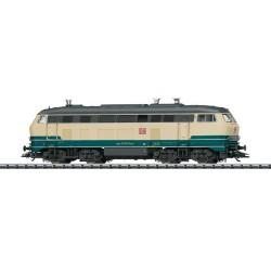 ** Trix 22417 DBAG BR217 Diesel Locomotive VI (DCC-Sound)