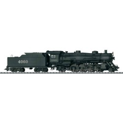 ** Trix 22591 AT&SF Mikado Steam Locomotive III (DCC-Sound)