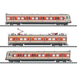 ** Trix 22654 DB BR420 S-Bahn 3 Car EMU IV (DCC-Sound)