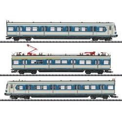 ** Trix 22655 DB BR420 S Bahn 3 Car EMU IV (DCC-Sound)