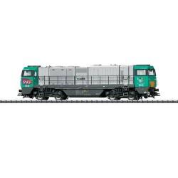 ** Trix 22922 SNCF Fret G2000 Vossloh Diesel Locomotive VI (DCC-Sound)