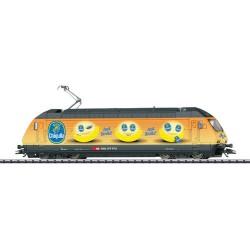 ** Trix 22943 SBB Re460 Chiquita Electric Locomotive VI (DCC-Sound)