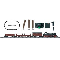 ** Trix 21528 DB BR74 Freight Starter Set III (DCC-Fitted)