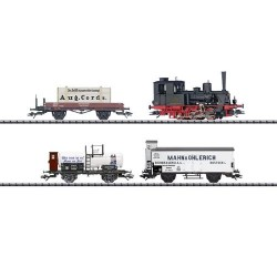 ** Trix 21344 DRG BR89.80 800yrs of Rostock Train Pack II (DCC-Sound)