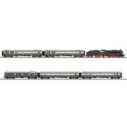 ** Trix 21928 DRG BR18.5 Rheingold (1928) Train Pack II (DCC-Sound)