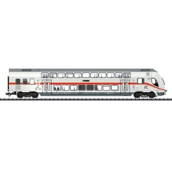 * Trix 23250 DBAG IC2 Bi-Level 2nd Class Driving Coach VI (DCC-Fitted)