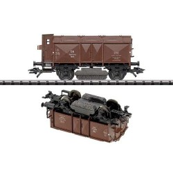 ** Trix 24050 DB Track Cleaning Wagon III