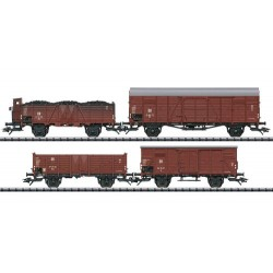 ** Trix 24128 DR Wagon Set (4) III