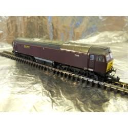 ** Graham Farish 371-658 Class 57 Diesel Loco  57 313 West Coast Railways
