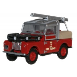 ** Oxford Diecast 76LAN188015 Land Rover Series I 88'' British Rail