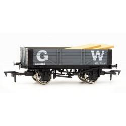 ** Dapol 4F-040-007 4 Plank Wagon GWR 45583