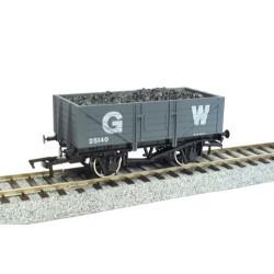 ** Dapol 4F-051-043 5 Plank Wagon GWR 25140
