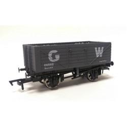 ** Dapol 4F-071-009 7 Plank Wagon GWR 06562