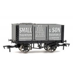 ** Dapol 4F-072-003 7 Plank Wagon 9ft Wheelbase Small & Son