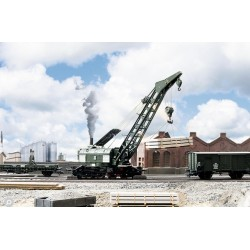 Trix 23057 DB Ardelt 57 ton Steam Crane III (DCC-Sound) HO 1:87