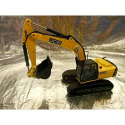 ** Oxford Diecast 76JS001 JCB JS220 Tracked Excavator