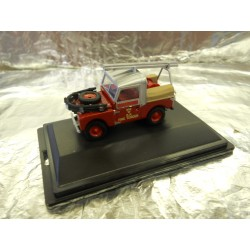 ** Oxford Diecast 76LAN188015 Land Rover Series I 88'' British Rail