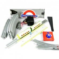 * Bachmann UE101 Underground Ernie Starter Set 00 HO Scale - Online purchase only on this item