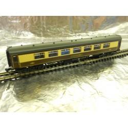 ** Graham Farish 374-212 Mk1 SP Pullman Second Parlour Coach 352 Umber/Cream