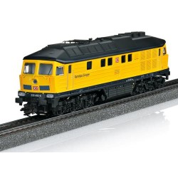 ** Trix 22402 DB Bahnbau BR233 Diesel Locomotive VI