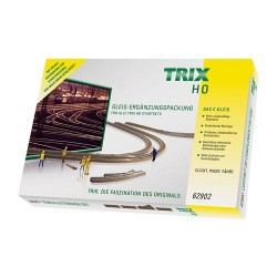 ** Trix 62902 C Track C2 Extension Set