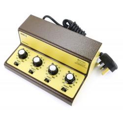 ** Gaugemaster GMC-Q Four Track Cased Controller