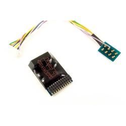 ** Gaugemaster DCC27  OMNI 21 & 8 Pin Decoder