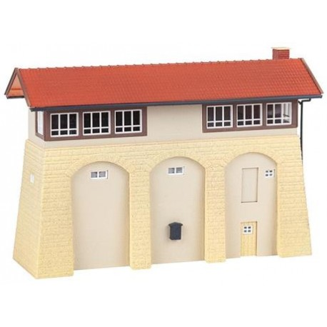 ** Faller 120103 Signal Tower with Sandstone Base Kit