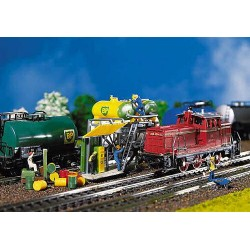 ** Faller 120145 Diesel Oil Facility Kit III