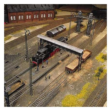 ** Faller 120149 Cinder Plant with Gantry Crane Kit II