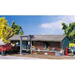 ** Faller 120152 Railway Served Warehouse Kit I