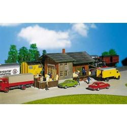 ** Faller 120154 Goods Depot Kit I