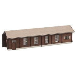 ** Faller 120279 Filisur Single Road Engine Shed Kit II