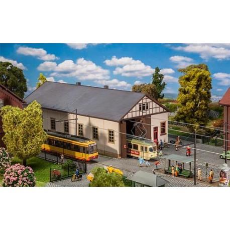 ** Faller 120289 Naumburg Tram Depot Kit III