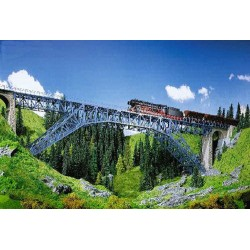 ** Faller 120535 Bietschtal Bridge 1100mm Kit II