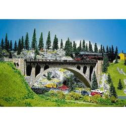 ** Faller 120533 Stone Arch Bridge 355mm Kit I