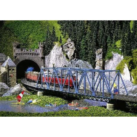 ** Faller 120560 Girder Bridge 376mm Kit III