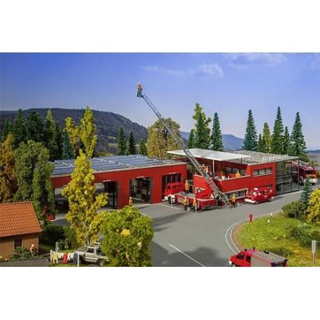 ** Faller 130160 Modern Fire Station Kit V