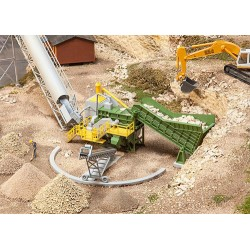 ** Faller 130173 Jaw Crusher with Conveyor Belt III