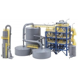 ** Faller 130175 Chemical Plant Kit IV