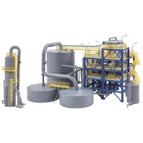 ** Faller 130175 Chemical Plant Kit IV