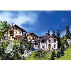 ** Faller 130282 Edelweiss Boarding House Kit II
