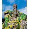 ** Faller 130285 Castle Tower Ruins Kit I