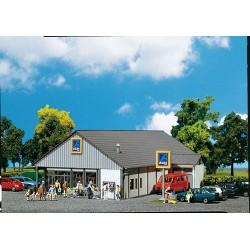 ** Faller 130339 ALDI Supermarket Kit V