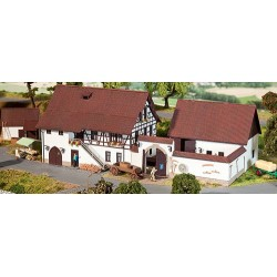 ** Faller 130372 Estate Kit III