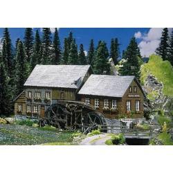 ** Faller 130388 Hexenloch Water Mill Kit with Motor I